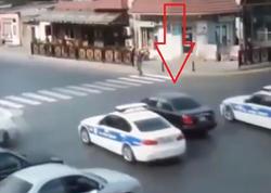 """Bakıda &quot;avtoş&quot; polisləri arxasına salıb şəhəri bir-birinə qatdı - <span class=""""color_red"""">VİDEO</span>"""