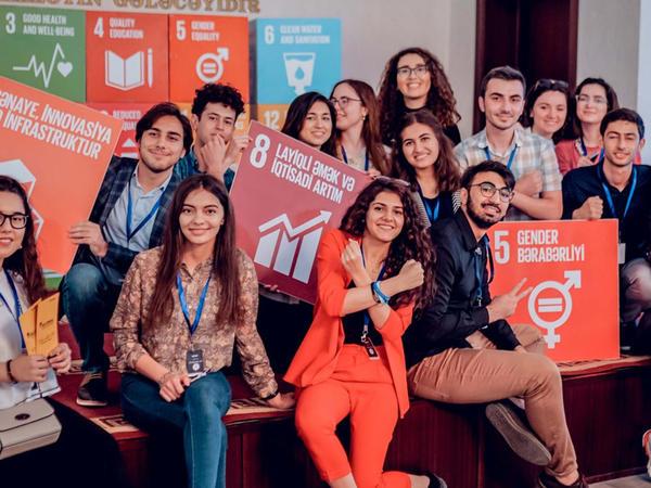 YouthSpeak Forum 2019 uğurla başa çatıb - FOTO