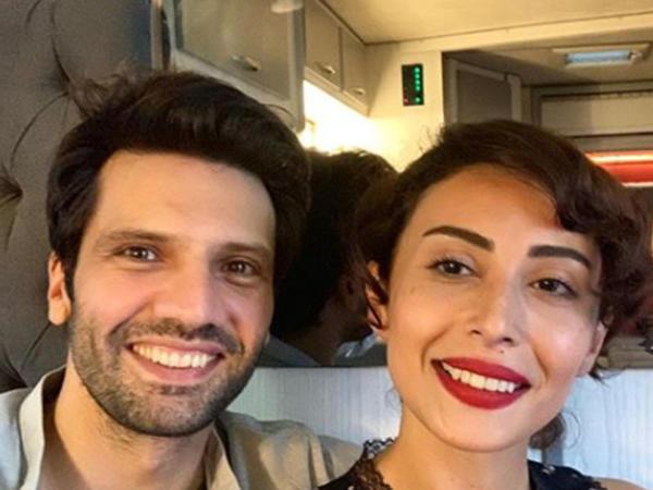 """Azərbaycanlı aktrisa """"Kara Sevda""""nın Emiri ilə seriala çəkilir - <span class=""""color_red"""">FOTO</span>"""
