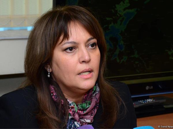 """Umayra Tağıyeva: """"Bu il Azərbaycanda kəskin istilər daha tez müşahidə olunur"""""""