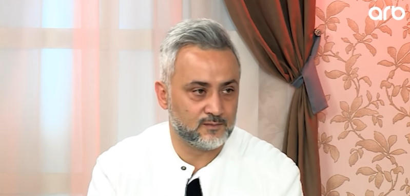 """""""Saçımın tez ağarmağı başqa səbəbdəndir"""" - Gənc qardaşını itirən reper - VİDEO - FOTO"""