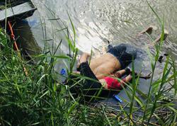 """Daha bir təsirli FOTO - <span class=""""color_red"""">Ata ilə 23 aylıq qızının cəsədi tapıldı</span>"""