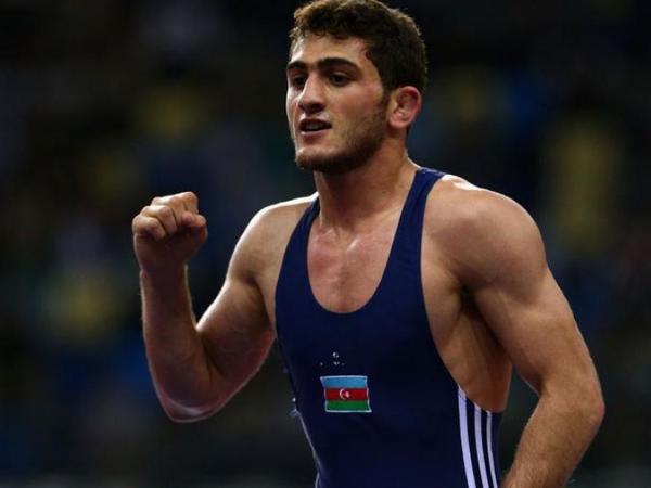 Hacı Əliyev Hor Ohanesyanı məğlub edərək II Avropa Oyunlarında finala yüksəlib