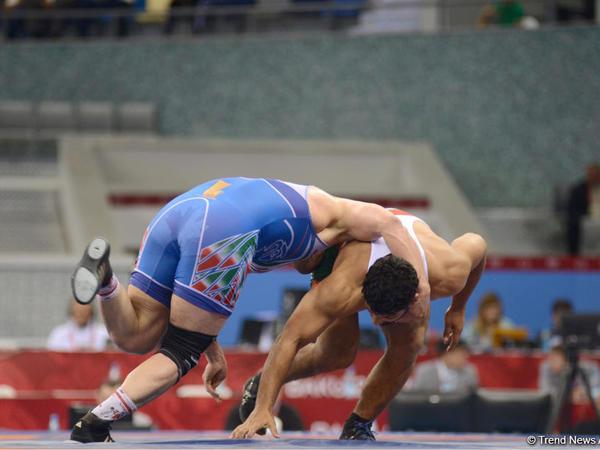 Daha bir güləşçimiz II Avropa Oyunlarının bürünc medalını qazanıb