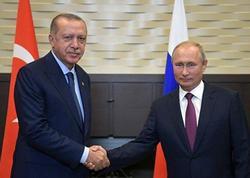 Putin G20 zirvə toplantısı çərçivəsində Ərdoğanla söhbət edib