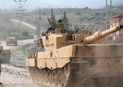 Türkiyə Suriya ilə sərhədə hərbi texnika göndərir