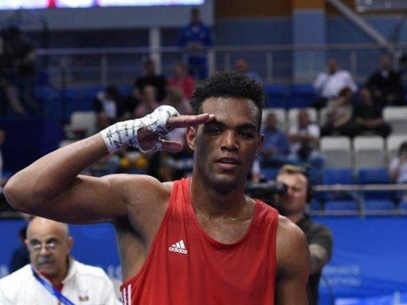 Alfonso Azərbaycan üçün qızıl medal qazandı