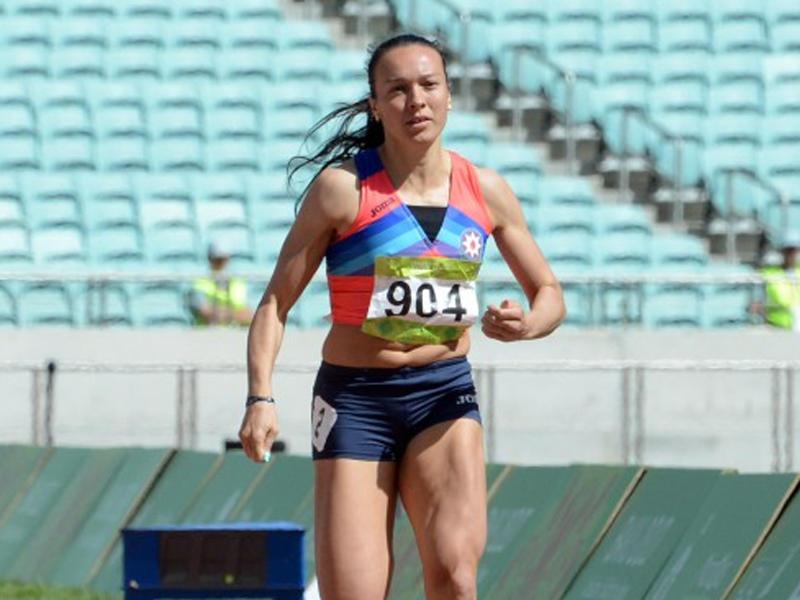 Atletlərimiz beynəlxalq yarışda 3 qızıl medal qazandı