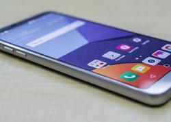 LG şirkəti ekranında kamera olan smartfona patent alıb