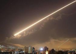 İsrail Suriyaya raket atdı: ölənlər var