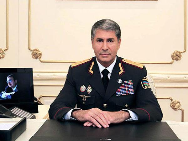 """Vilayət Eyvazov polis kapitanını rəis müavini <span class=""""color_red""""> təyin etdi</span>"""