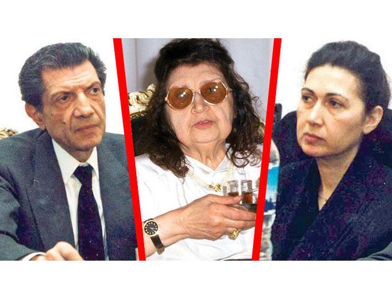 Milyarder erməni fahişəxanalar sahibəsinin mirası uğrunda SAVAŞ