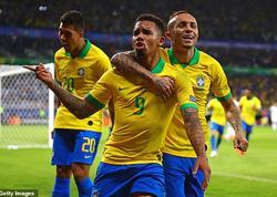 Braziliya - Argentina oyununda iki qol vuruldu - VİDEO - FOTO