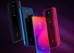 Xiaomi 1 aya 1 milyon ədəd Redmi K20 smartfonu satıb