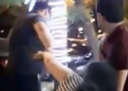 """Polislər """"Tarqovı""""da """"təmizliyə"""" başladılar - VİDEO"""