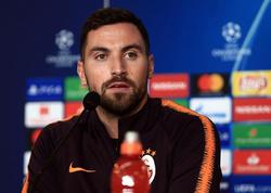 """""""Qalatasaray""""ın futbolçusu İtaliya klubunda"""
