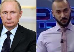 """Sensasion iddia: """"İkisindən biri..."""" - <span class=""""color_red"""">Gürcü kanalında Putini kim söydürüb?</span>"""