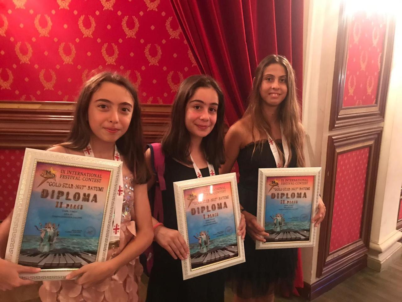 Gürcüstanda qala konsertə Azərbaycandan da iştirakçılar qatılıb - FOTO