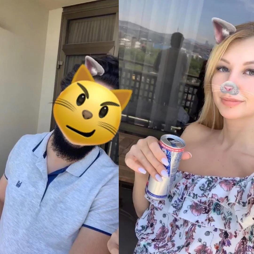 Türk sevgilisi açıq-saçıq videosuna görə şou ulduzunu döydü - FOTO