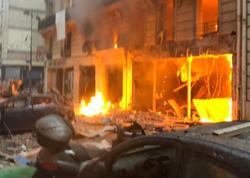 Əfqanıstanda partlayış, polis ölüb