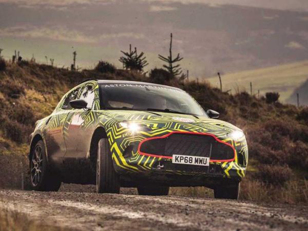 Aston Martin avtomobillərin adını açıqlayıb - FOTO