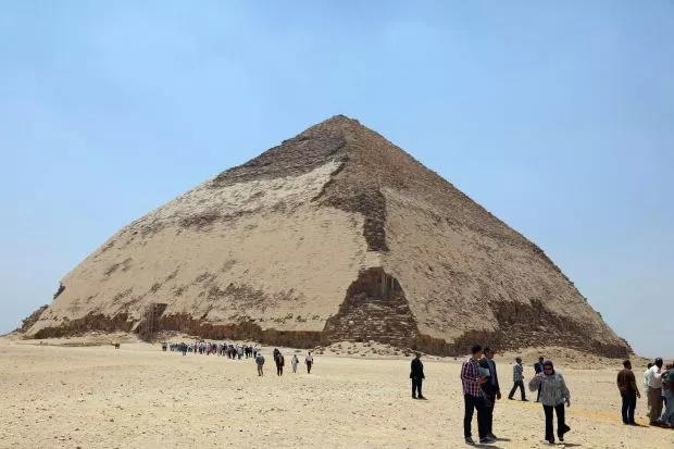 Misirdə iki ən qədim piramida qonaqlar üçün açıldı - FOTO