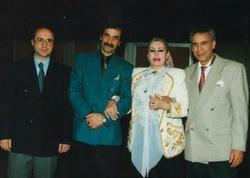 """Siyavuş Kərimi və İlhamə Quliyeva bir arada - <span class=""""color_red"""">Arxiv FOTO</span>"""