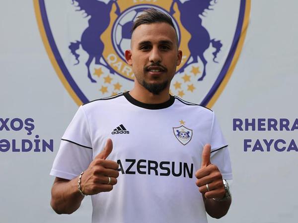 """&quot;Çox möhtəşəm bir kluba gəlmişəm&quot; - <span class=""""color_red"""">""""Qarabağ""""ın transferi</span>"""