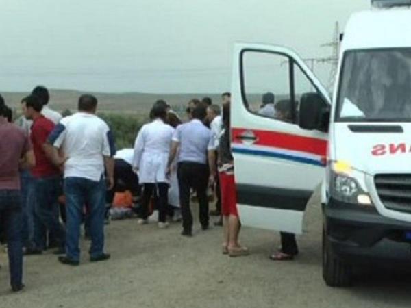 """Azərbaycanda növbəti mikroavtobus qəzası - <span class=""""color_red"""">Yaralılar var</span>"""