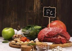 Qanazlığında qidalanma - Gündəlik menyu cədvəli
