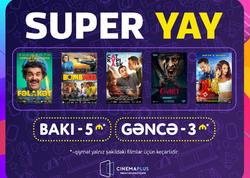 """CinemaPlus-da """"Super Yay"""" aksiyası"""