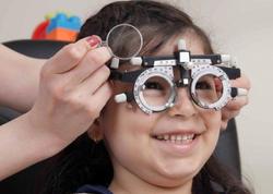 Uşaqlarda göz patologiyaları