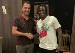 """""""Qarabağ"""" yeni hücumçu transferini rəsmən açıqladı"""