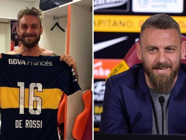 De Rossi karyerasını Argentinada davam etdirməyə yaxındır