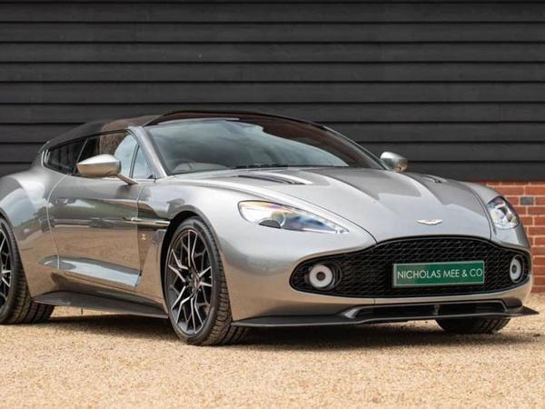 Unikal Aston Martin superkarı satışa çıxarılıb - FOTO
