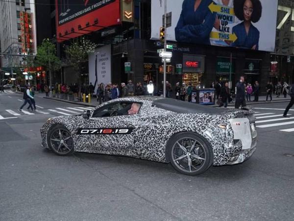 Yeni Chevrolet Corvette Stingray adını saxlayacaq