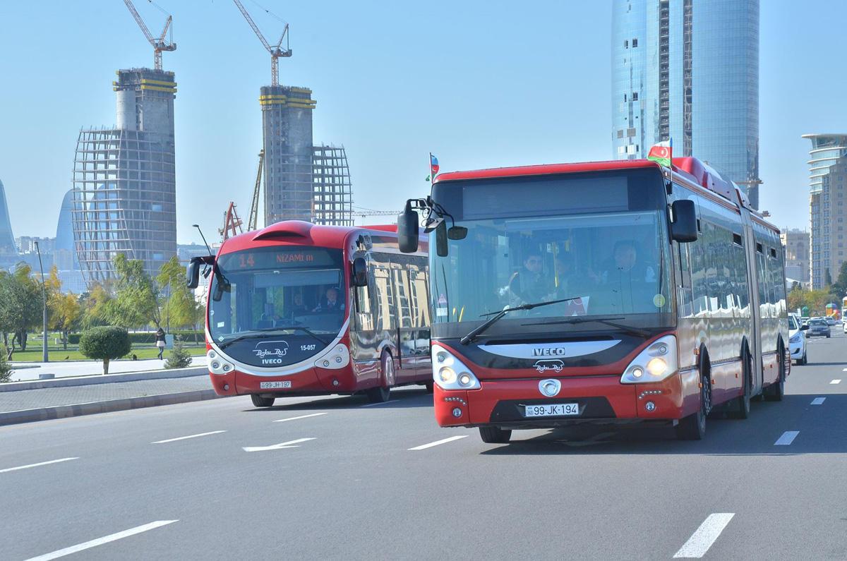 Yay Olimpiya Festivalı zamanı xüsusi avtobuslar ayrılacaq, bəzi marşrutların hərəkət sxemi müvəqqəti dəyişdiriləcək