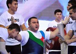 """Azərbaycanlı paralimpiyaçılar """"Tokio 2020"""" paralimpiya oyunlarına ilk lisenziyasını qazandı"""