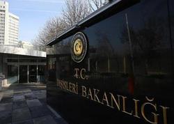 İran səfiri Türkiyə XİN-ə çağırıldı