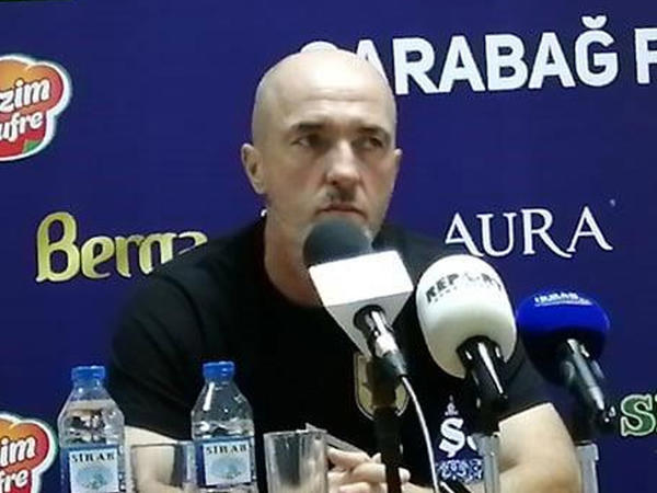 """&quot;Qarabağ&quot;a qarşı təbii ki, müdafiə futbolu oynamalısan&quot; - <span class=""""color_red""""> Franko Lerda</span>"""