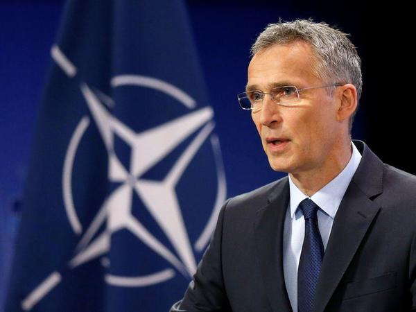 """Stoltenberq: """"NATO-da Türkiyənin alyansdan çıxarılması fikri səsləndirilməyib"""""""