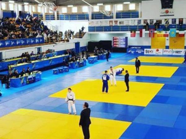 Cüdoçumuz Asiya açıq kubokunda bürünc medal qazanıb