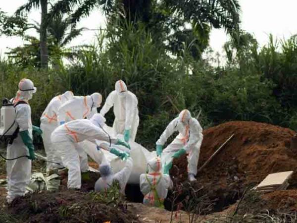 Ebola virusu tüğyan edir