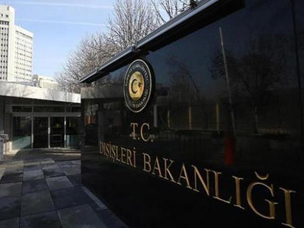 Türkiyə XİN ABŞ-ın Ankaranın F-35 proqramından çıxarılması barədə qərarını qanunsuz adlandırıb