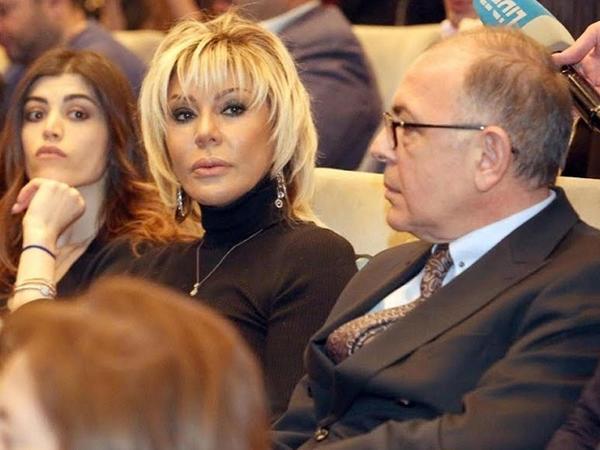 """Brilliant Dadaşovadan ərinə sevgi dolu sözlər: """"Səni sevirəm"""""""