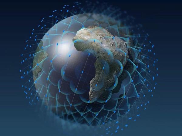 """""""OneWeb"""" kosmik internetində məlumatlar 400 Mbit/saniyə sürətlə ötürülüb"""