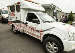 Kolumbiyada avtobus dərəyə aşıb, ölənlər və yaralananlar var