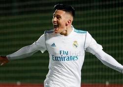 """""""Real""""ın hücumçusu İtaliya klubunda"""
