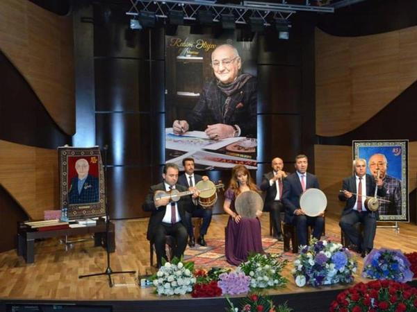 Akademik Rasim Əliyevin 85 illiyi qeyd olundu - FOTO