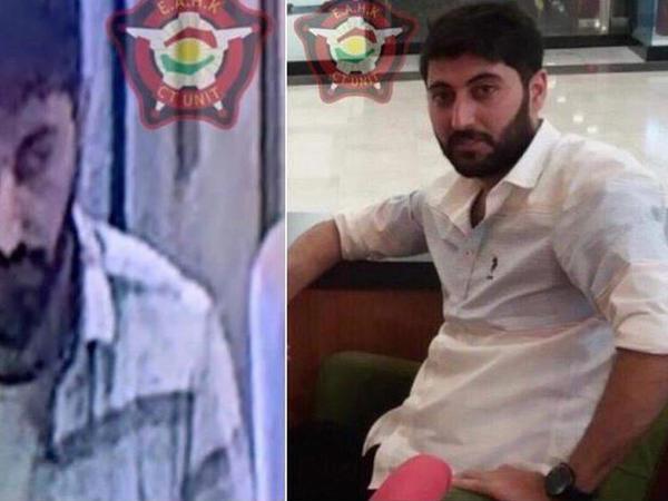 Türkiyə diplomatını öldürən terrorçu tutulub